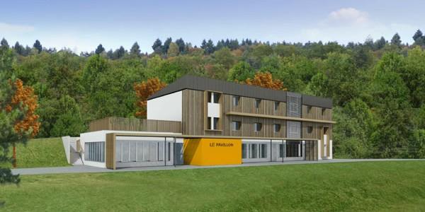 «La Roche» en rénovation jusqu'à juillet 2018